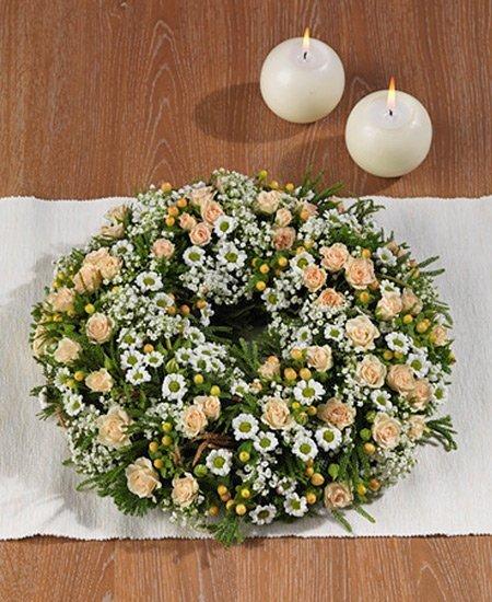 Coroncina funebre