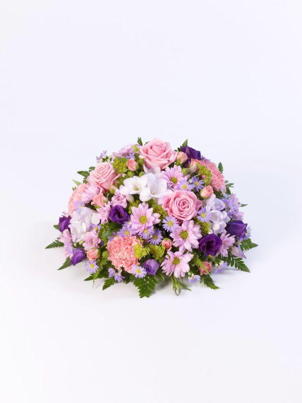 Posicion Clasica - Lila Y Rosa - Funeral
