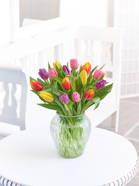 Tulip Delight Jarron