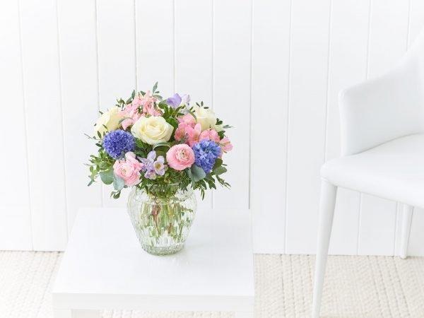 Scented Elegance Vase
