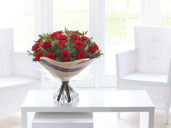 Heartfelt 20 Rosa A Mano
