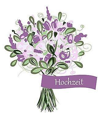 Seasonal Bouquet Wedding