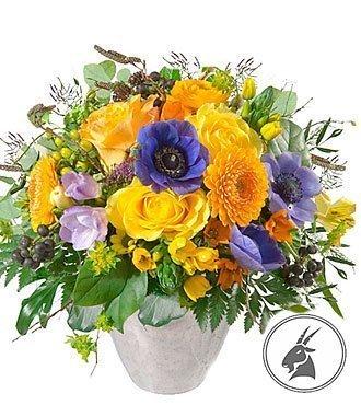 Bouquet Capricorn