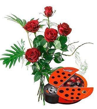 For my Sweetheart w/choc