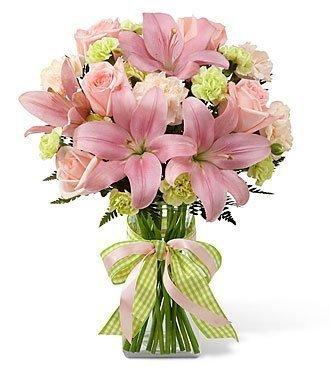 Girl Power Bouquet - Vase