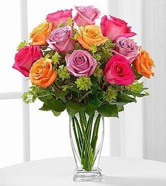 Pure Enchantment Rose Bqt