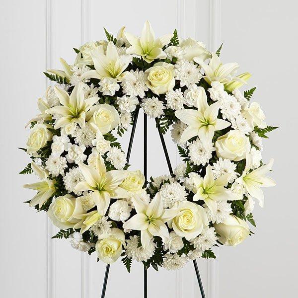 Treasured Tribute Wreath